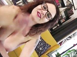 GERMAN BROTHER SEDUCES STEPSISTER with Massive Boobs to Banged – Xxx movie