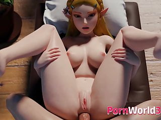 3 naked heroes from video games wants anal...