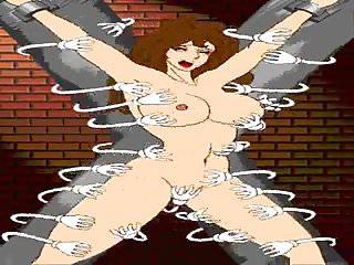 Bdsm tickle cartoon...