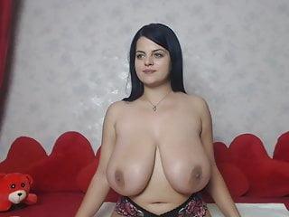 Sabi has some nice big boobies for us to watch
