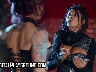 Monique Alexander Madison Ivy Danny D - No Mercy For Mankind