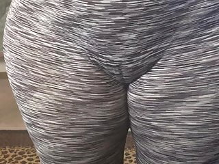 Granny likes the attention bbw cameltoe...
