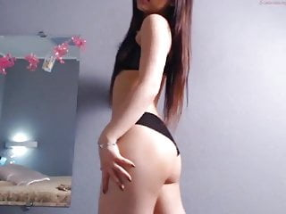 Hottie JAV webcam type likes jerking nude on digital camera