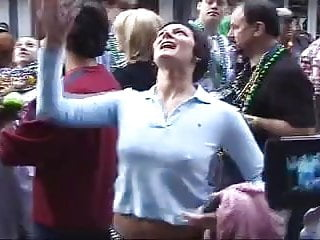 TITS AND ASS MARDI GRAS
