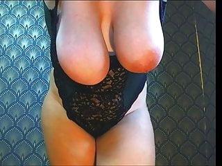 Big swinging boobs...