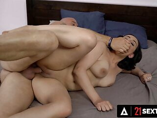 Albanian Cutie Takes A Pounding From Horny Geezer
