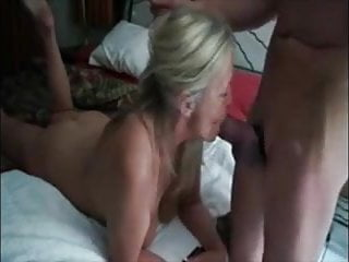 Blowjob Mature Granny video: Old wife suck dick and drink cum