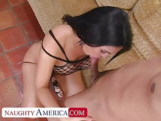 Watch Olivia O'Lovely take huge cock in the ass