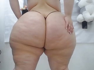 I Could Watch This Colossal Huge SSBBW Anal All Day!