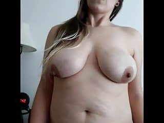 Pregnant molliepiper rides cock with wand censored...