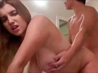 Amateur Teen movie: My Ex Let Me Cum INSIDE Her WET PUSSY