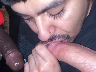 JUST CALL ME HENRY: SHARING A HOT MOUTH AT THE GLORY HOLES