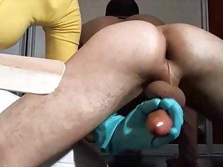 černá prsa kořist