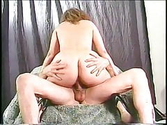 Wild Bill Fucks a Round Ass 90's Babe