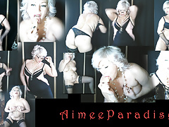 Famous MILF AimeeParadise: first strip dance two years ago..