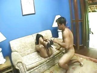 Beautiful brazilian up the ass...