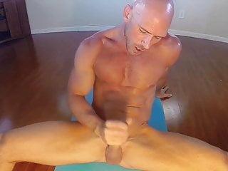 Horny yoga...