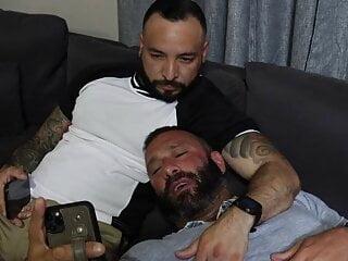 My Sexy Guncles – Alex Tikas and Aiden Joseph