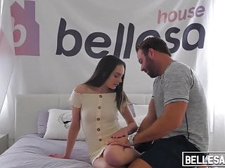 Afte Opal Rides Cock And Gets Creampied Deep In Her Pussy