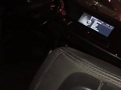 Blowjob by euro jew redhaired babe in backseat of my BMW 7