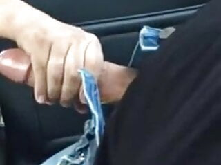 hand job from the taxi driver