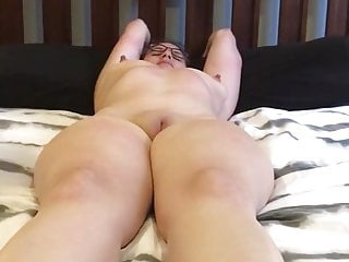 Amateur Maledom, Frontal Spanking and Flogging