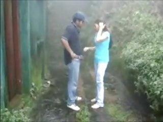 indian outside Bf & Gf like intercourse Hidden Digicam