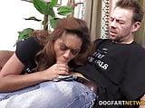 Katt Garcia Gets Her Ass Stuffed With White Cock