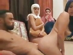muslim boy fucks 3 wives one by one  hindi chudai hdPorn Videos
