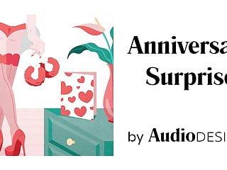 Anniversary surprise audio porn for women erotic audio...