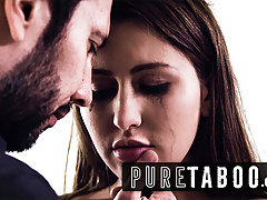 PURE TABOO – Shy Virgin Paige Owens Lets Him Finish On Her Ass