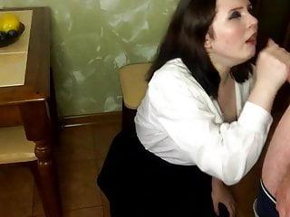 Splendid schoolgirl came to visit
