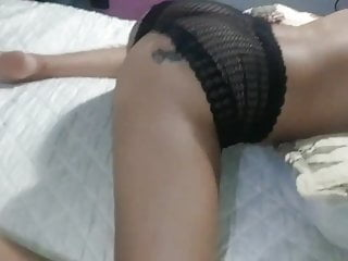 Barbie 69 that CPT chola twerking and touching her feet