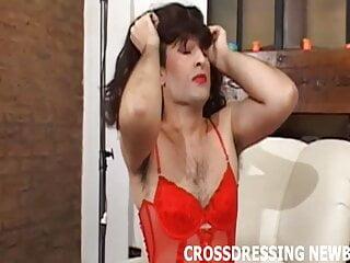 Crossdressing always gets my cock so much harder