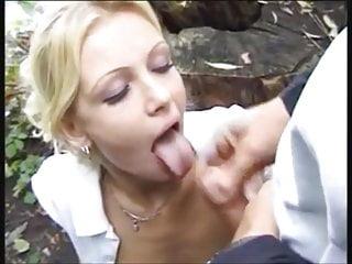 Beautiful Blonde Facial 64