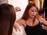 Capri Anderson and Monique Alexander lesbian fun