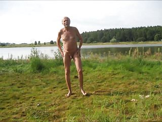German nudist...