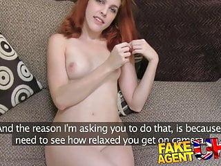 Fakeagentuk petite spanish pornstar gets huge facial...