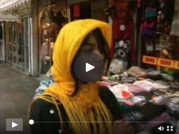 ब्रिटिश भारतीय लड़की RASHNEEN और लंदन में