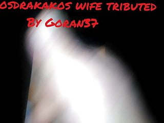 Videocumtribute to manosdrakakos wife katia by Goran37