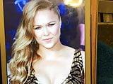 Ronda Rousey Cum tribute #1