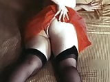 READY & WAITING - vintage stockings beauty teases