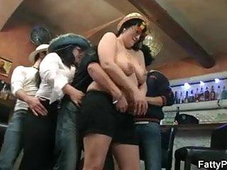 Fat chicks pub...