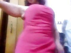syrian hot girl dancing whatsapp 04