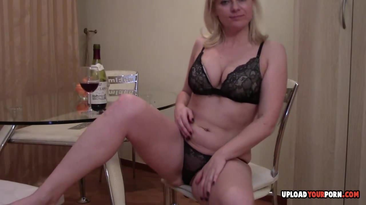Cheating Blonde Wife Stockings