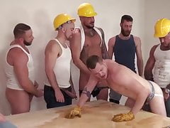 hard hat pigs 3 (only for piss fans)free full porn