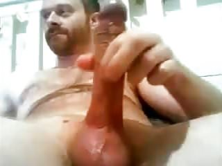 Manly str8 guy with long cums load 149...