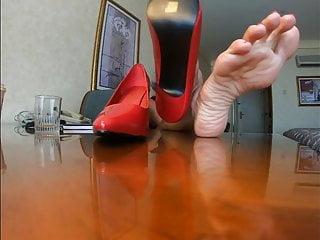huge  Mikayela Miles joi feet sexy