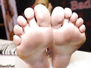 Kendra Sexy Feetfetisch Soles