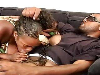 Home-Made Ebony Amateurs!